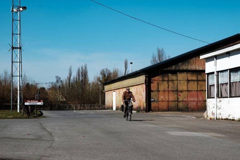 Borsbeek in lockdown. Fort 3