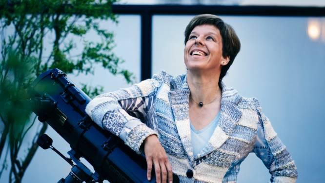 """Nancy Vermeulen leidt ruimtetoeristen op: """"Ik ga niet slapen zonder dat ik de sterren gezien heb"""""""