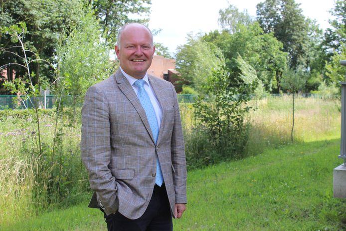 Koen Loete (54) draagt sinds deze week officieel de titel van ereburgemeester.
