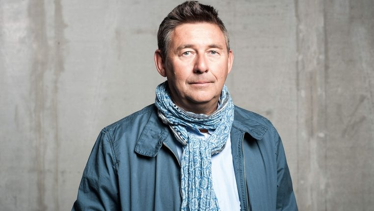Rudi Vranckx. Beeld VRT - Charlie De Keersmaecker