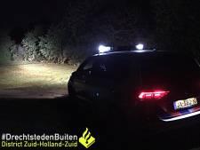 Politie achtervolgt man met openstaande celstraf in Dordrecht