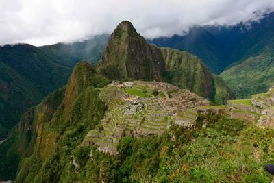 Le Machu Picchu est plus vieux qu'on ne le pensait