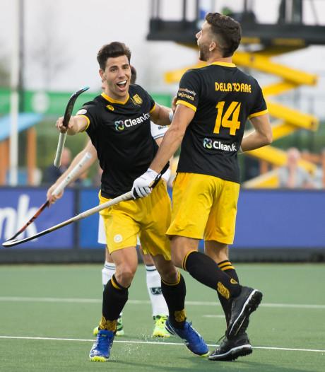 Hockeyers Den Bosch en Tilburg treffen elkaar in openingsweekend