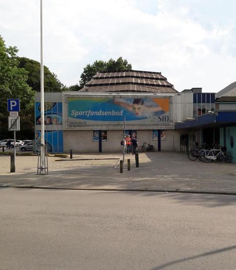 Aquadroom Sportfondsenbad dicht vanwege ventilatieprobleem