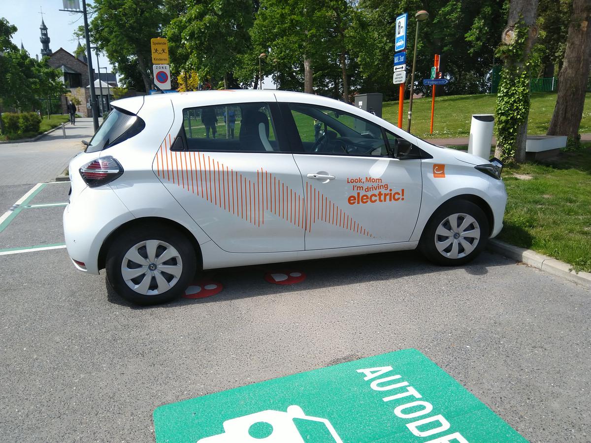 Sinds kort kan u vier cambio deelwagens vinden bij u in de buurt zoals Aen den Hoorn.