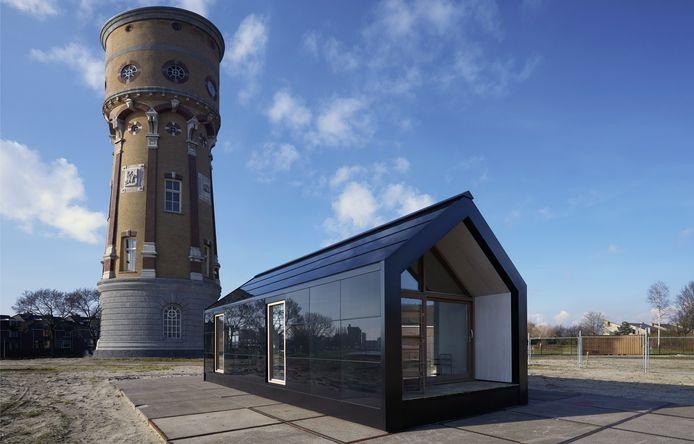 Een voorbeeld van een tiny house. Foto ter illustratie.