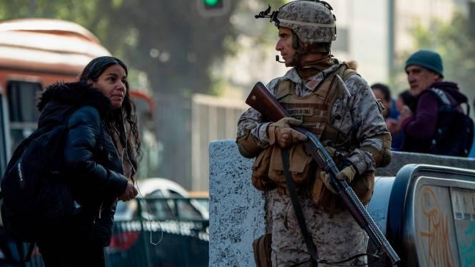 VN roept op tot dialoog in Chili na gewelddadige confrontaties tussen betogers en ordetroepen, opnieuw avondklok ingesteld