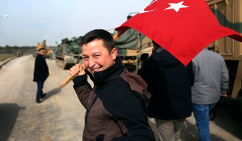 Amerika's strategie in duigen na Turkse inval Syrië