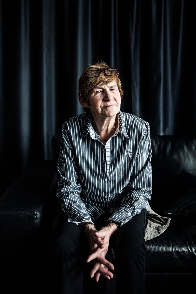 Marij Clevis is kastelein. Beeld Aurélie Geurts