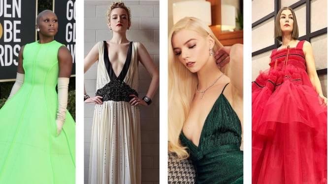 """De meest opvallende looks en trends van de Golden Globes: """"De naderende 'roaring twenties' laten zich al voelen"""""""