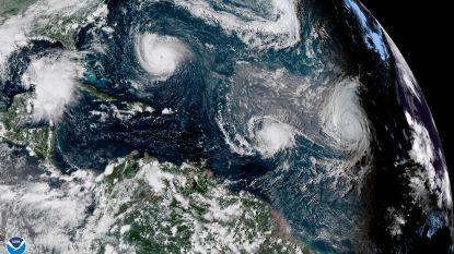 Amerikaanse meteorologen waarschuwen voor Atlantisch orkaanseizoen