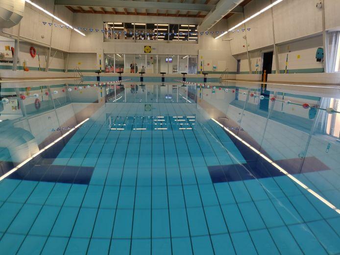 Het Nijlense zwembad gaat op 2 augustus opnieuw open.
