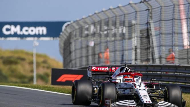 Seize cas de Covid-19 recensés lors du GP des Pays-Bas à Zandvoort