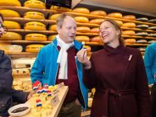 'Voor een minister van landbouw eet ik eigenlijk erg weinig kaas'