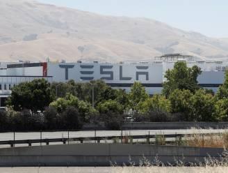 Productielijn in Tesla-fabriek Californië tijdelijk stilgelegd