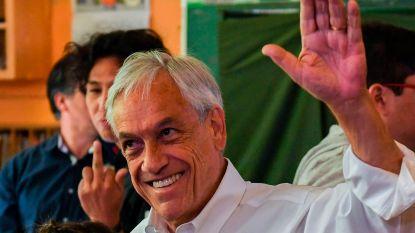 Miljardair Piñera wint eerste ronde van Chileense presidentsverkiezingen