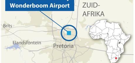 Vliegtuigcrash in Zuid-Afrika: manager bezoekt plek, Tilburgse student zag het gebeuren