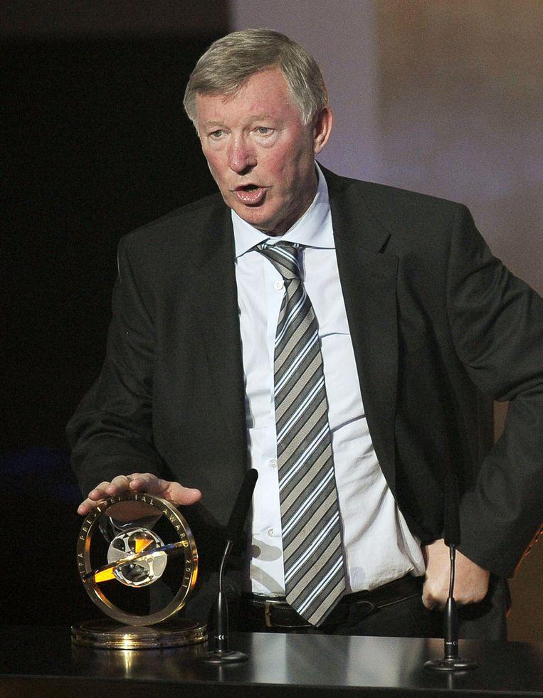 Alex Ferguson. Beeld ap