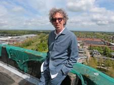 Michiel zocht een Zweeds huisje, maar stuitte op deze iconische watertoren: 'Ik zag hem en dacht: ja!'