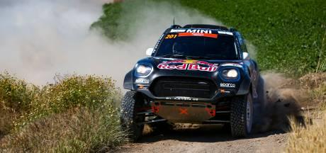 Carlos Sainz s'offre la 2e étape du rallye d'Andalousie, Nasser Al-Attiyah reste leader