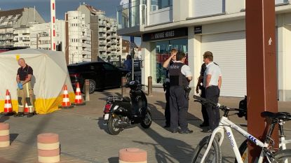 Bromfietster (47) rijdt tegen slagboom op Zeedijk van Knokke-Heist en overlijdt ter plaatse