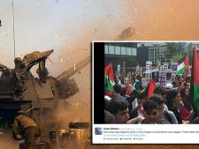 PVV eist uitleg over anti-Israëlbetoging