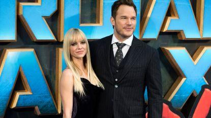 Anna Faris en Chris Pratt zijn schoolvoorbeeld van 'perfecte' echtscheiding