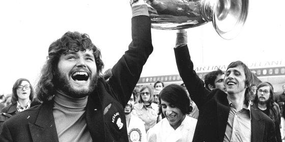Barry Hulshoff (73): Ajacied en echte verdediger