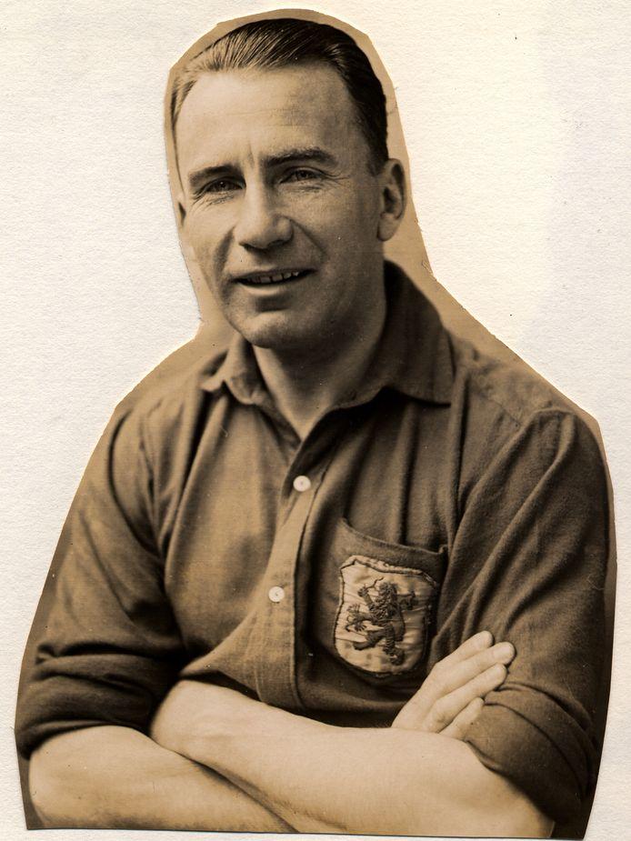 Harry Denis deed aan maar liefst drie Olympische Spelen mee.