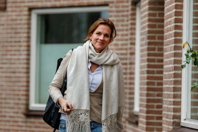 Anne Lok, de nieuwe vriendin van Alexander Pechtold.