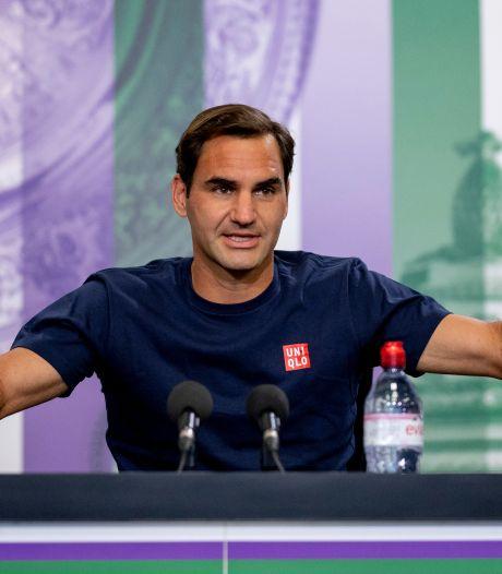 """Roger Federer aux Jeux Olympiques? Décision """"après Wimbledon"""""""