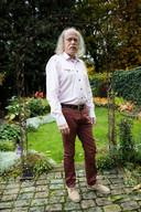 Dirigent Cees Wouters.