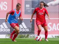 FC Twente-speelster Renate Jansen meldt zich af bij Oranje, teamgenote Kerstin Casparij vervangt haar