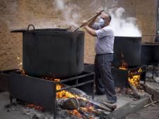 Oermens gebruikte al kruiden om eten smakelijker te maken