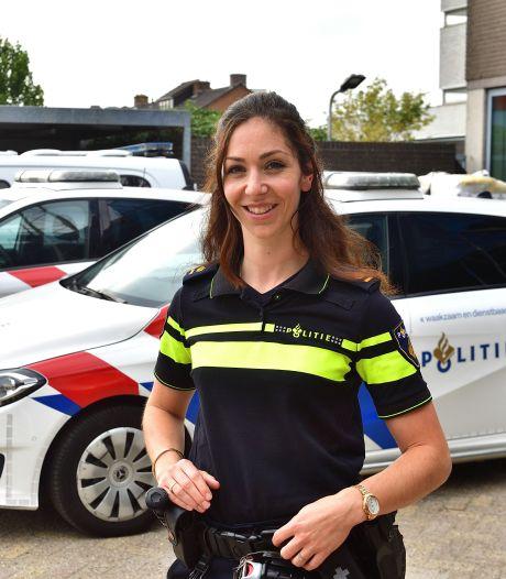Dimphy (33) is de nieuwe politiechef Weerijs: 'Laks doen waar kinderen bij betrokken zijn, dat maakt me boos'
