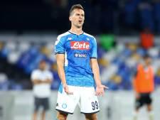 Napoli neemt Milik niet op in selectie tot winterstop na weigeren transfer