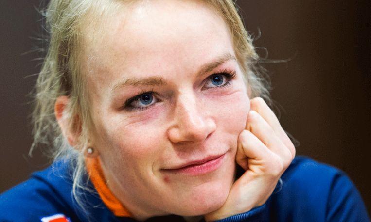 Schaatsster Thijsje Oenema is ernstig ziek