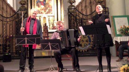 Cultuurraad strikt Astor Klemzer Trio