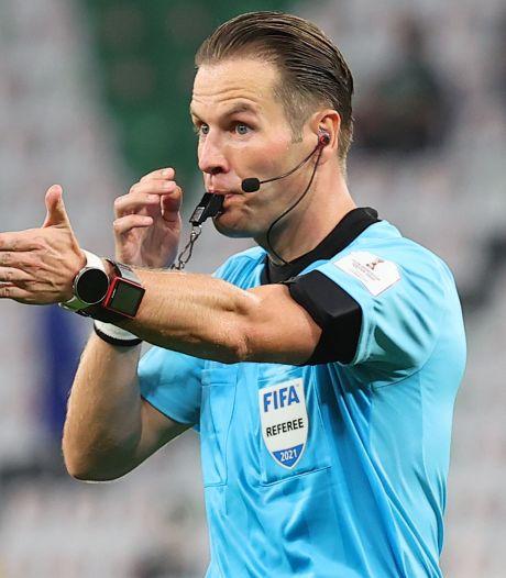 Danny Makkelie opent vanavond het EK voetbal: 'Een jongensdroom die uitkomt'