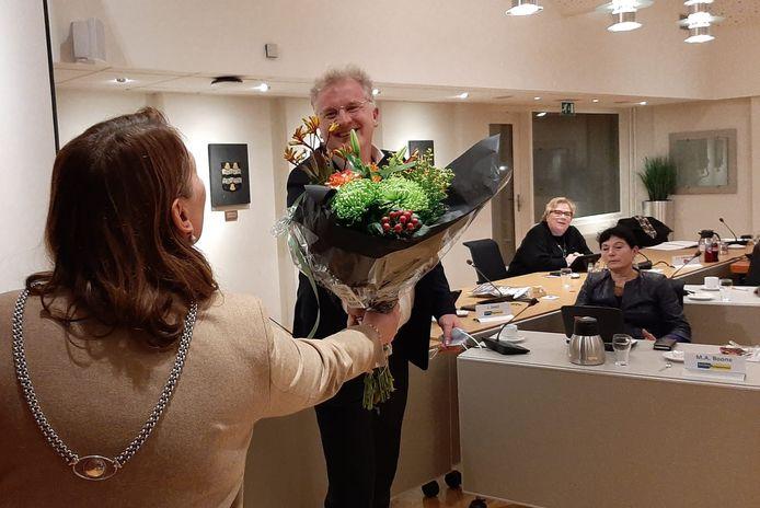 Jeroen van Spijk is sinds dit jaar interim-griffier in Reimerswaal.