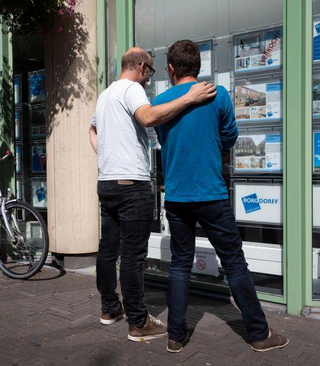 Haagse makelaar waarschuwt homostel voor bepaalde wijken, COC herkent beeld niet