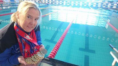Mia pakt 1 zilveren en 8 gouden medailles op Latijns-Amerikaanse Spelen