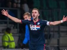 FC Eindhoven zonder aanvoerder Van den Boomen naar verste uitwedstrijd van het seizoen