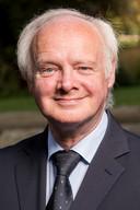 Wethouder Adriaan de Jongh.