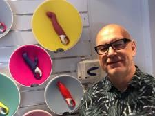 Erotische winkel opent in Gouda: Apparaatjes die zuigen zijn populair