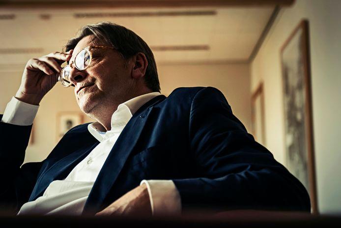 Europees Parlementslid Guy Verhofstadt.