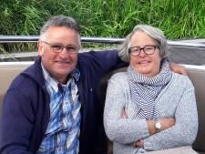 Grote motorboten meren af in Etten-Leur: 'Schepen trekken altijd bekijks'