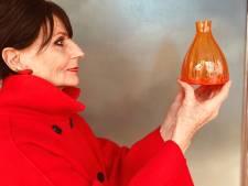 Een avondjapon van glas, ter ere van 'powervrouw' koningin Máxima
