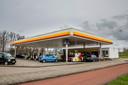 Een Shell-tankstation in Hoofddorp