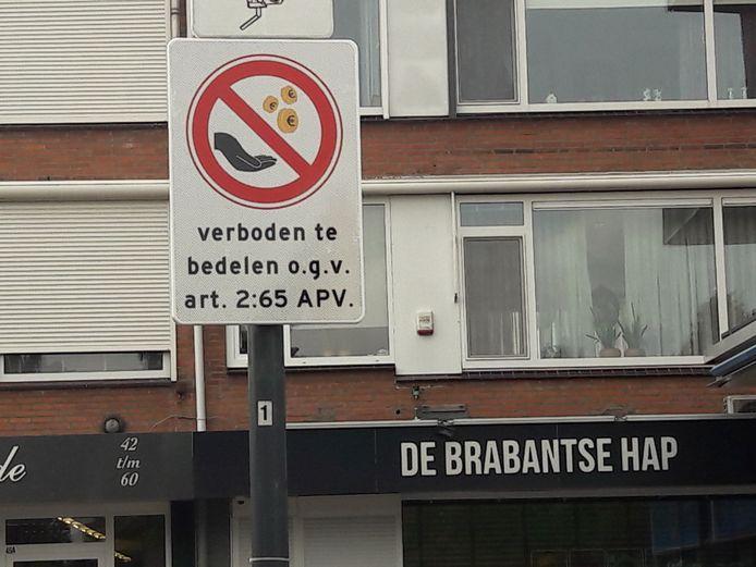 In Waalwijk geldt een bedelverbod. Dat is (voorlopig) niet aan de orde in Den Bosch.
